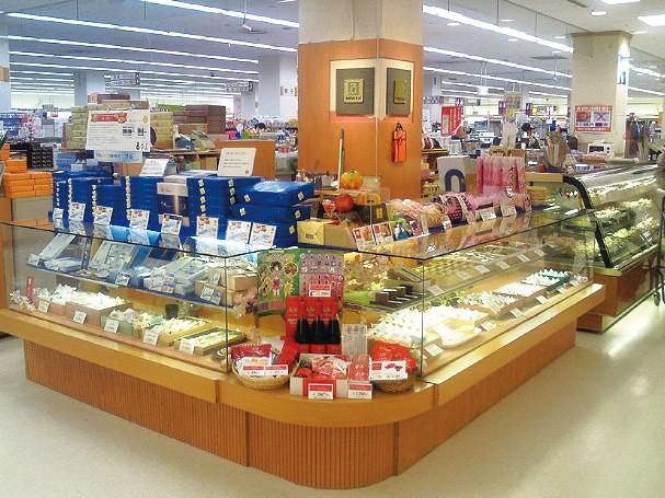 壺屋総本店(ヨーカドー屯田店)